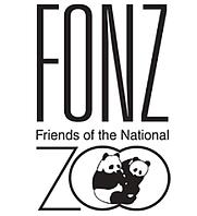 Author photo. FONZ logo