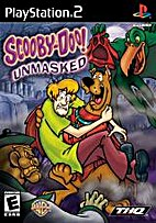 PS2 Scooby Unmasked