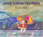Amy Loves the Rain by Julia Hoban