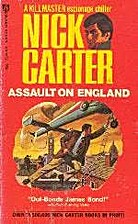 Assault on England by Nick Carter