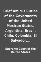 Brief Amicus Curiae of the Goverments of the…