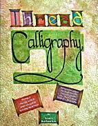 Thread Calligraphy: Using a Zigzag Stitch…
