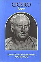 Letters by Marcus Tullius Cicero