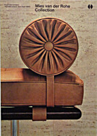 KNOLL Furniture MIES VAN DER ROHE Catalog…