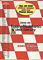 1998-99 Baxley-Hazlehurst Area Directory