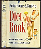 Better Homes and Gardens Diet Book by Better…