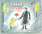 Thank You, You're Welcome by Louis Slobodkin