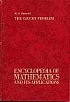 The Cauchy problem by H. O. Fattorini