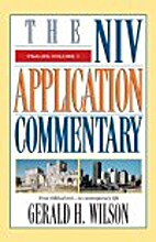 The NIV Application Commentary (NIVAC):…