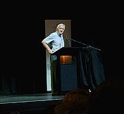 Author photo. Hourann Bosci,  March 12, 2007