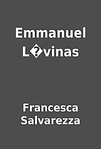 Emmanuel L�vinas by Francesca Salvarezza