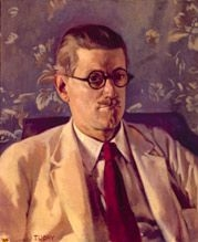 Author photo. <a href=&quot;https://commons.wikimedia.org/wiki/File:Jamesjoyce_tuohy-ohne.jpg&quot; rel=&quot;nofollow&quot; target=&quot;_top&quot;>https://commons.wikimedia.org/wiki/File:Jamesjoyce_tuohy-ohne.jpg</a>