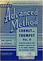 Rubank advanced method cornet or trumpet…