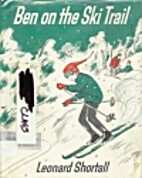 Ben on the Ski Trail by Leonard Shortall