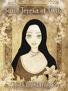 Saint Teresa of Avila: God's…
