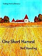 One Short Harvest by Nell Harding