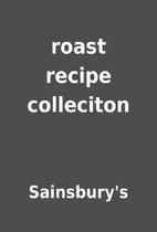 roast recipe colleciton by Sainsbury's