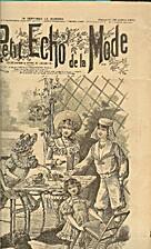 Le Petit Echo de la Mode, Issue 29, July 20,…