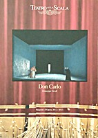 Don Carlo - Stagione d'opera 2012/2013 by…