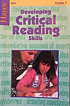 Hayes Developing Critical Reading Skills,…