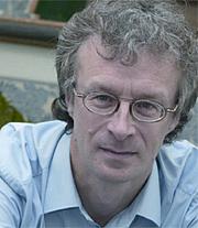 "Author photo. Andrew Drummond, author of ""An Abridged History"", ""Volapuk"", and ""Elephantina"""