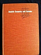 Analytic geometry and calculus by Abraham…