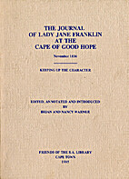 The journal of Lady Jane Franklin at the…