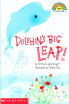 Dolphin's Big Leap (Hello Reader! Level…