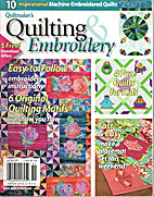 Quilting & Embroidery Spring 2010