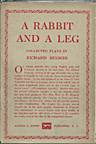 A rabbit and a leg by Richard Arthur Warren…