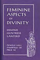 Feminine aspects of divinity by Erminie…
