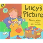 Lucy's Picture by Nicola Moon