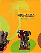zz0 AFRICA CONT. 2006, Africa Nera. Hic…