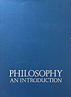 Philosophy: an introduction; traditional and…
