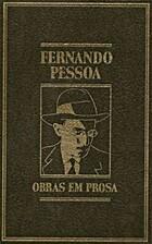 Obras em prosa, tomo 1 by Fernando Pessoa