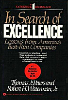 In Search of Excellence: Lessons from…
