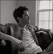 Author photo. photo: Kevin Baker, NYC, 2009. ©Graeme Mitchell.