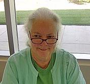 Author photo. Vicki Lane