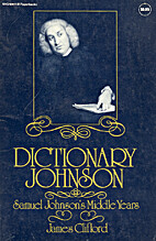 Dictionary Johnson by James Lowry Clifford