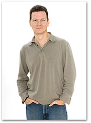 Author photo. Jay Ackerman
