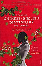 A Concise Chinese-English Dictionary for…