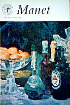 Manet by Henri Perruchot
