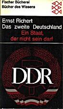 Das zweite Deutschland by Ernst Richert