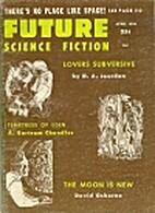 Future Science Fiction, No. 42, April 1959…