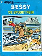 De spooktrein by Willy Vandersteen
