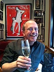 Author photo. Mark Bourne