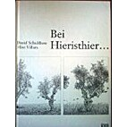 Bei Hieristhier by David Schulthess