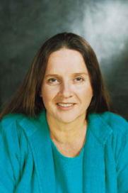 Author photo. Louise Hagler