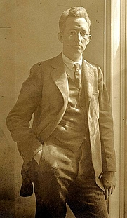 Author photo. Peter A. Ju. c. 1910