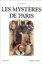 The Mysteries of Paris by Eugène Sue